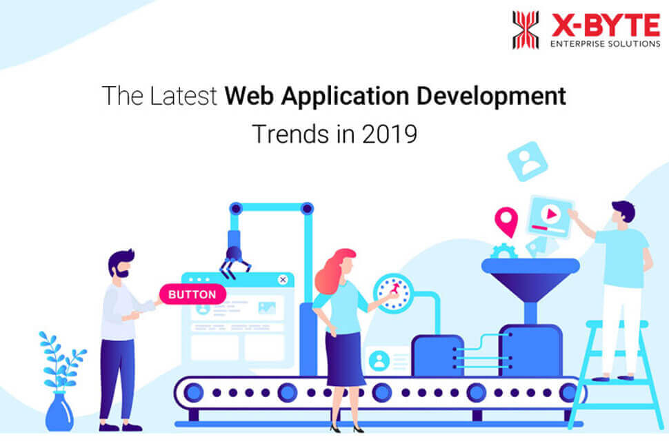 The Latest Web Application Development Trends In 2019 X Byte Enterprise Solutions